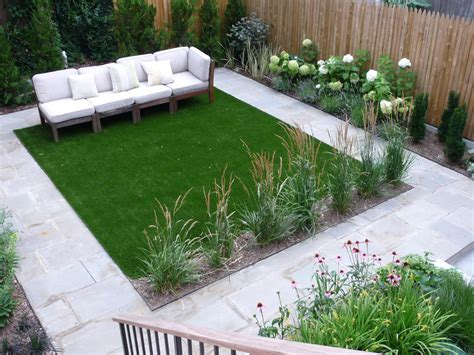 Backyard Patio Landscaping Ideas Low Maintenance Landscaping Design Ideas Hgtv