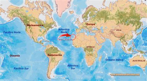 islas canarias y africa mapa islas canarias encrucijada entre europa 193 frica y am 233 rica