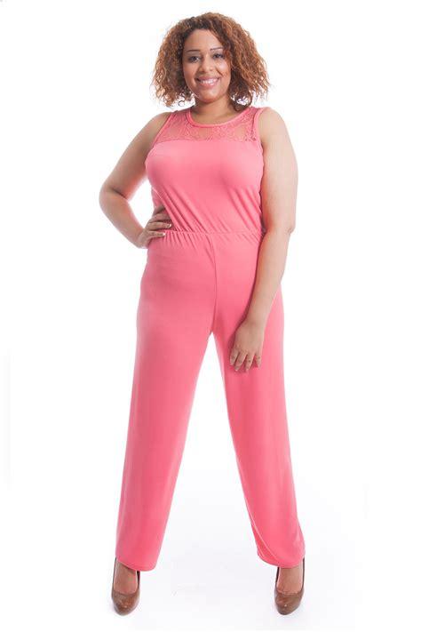 Jumsuit Anak Size S 3 womens jumpsuit plus size lace neck playsuit all in one elastic nouvelle ebay