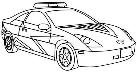 coloring pages cop cars police car coloring pages to print coloring home