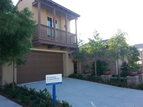 New Homes In Orange County by New Construction In Rancho Mission Viejo Just South Of