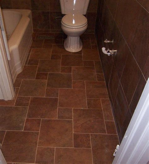 a safe bathroom floor tile ideas for safe and healthy