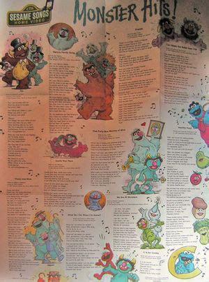 Monster Hits!   Muppet Wiki   Fandom powered by Wikia Sesame Street Monster Hits