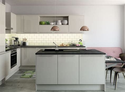 homebase kitchen furniture homebase shaker cream kitchen doors kitchen cabinets