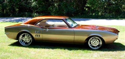 awesome 1967 pontiac firebird hot rod american muscle