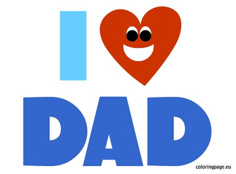 images of love you dad pics for gt i love you daddy clipart