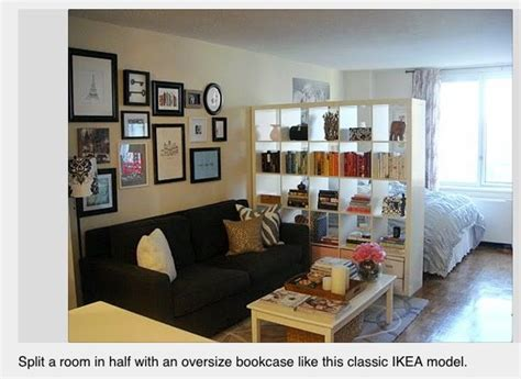 Ikea Bookcase Room Divider Ikea Bookcase Room Divider Bookcase Room Dividers Pinterest