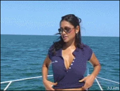 boat trip gif hot shirt strip picture ebaum s world