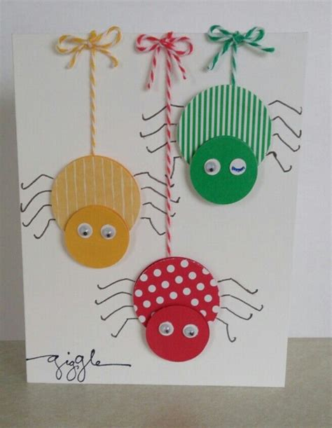 Childrens Handmade Birthday Cards - 162 best cards with punch images on