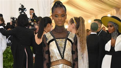 letitia wright college cop this look black panther s letitia wright s blessed