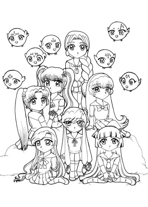 Kawaii Crush Coloring Pages free kawaii coloring pages coloring home