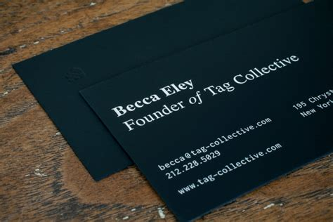 who makes the best business cards 14 best business cards in the biz how design