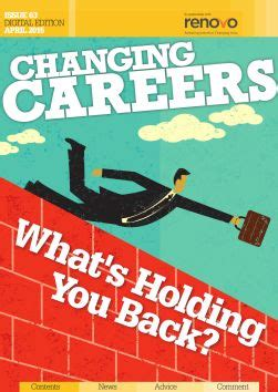 One Year Mba Career Change by Changing Careers