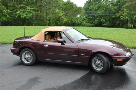 1995 mazda miata m edition sale version free