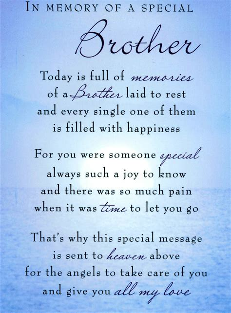 Deceased Birthday Quotes Birthday Quotes For Deceased Brother Quotesgram