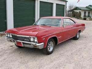 1966 Chevrolet Impala 1966 Chevrolet Impala Ss 2 Door Hardtop 71005