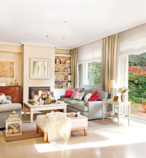 revistas decoraci n salones ideas para iluminar la casa correctamente