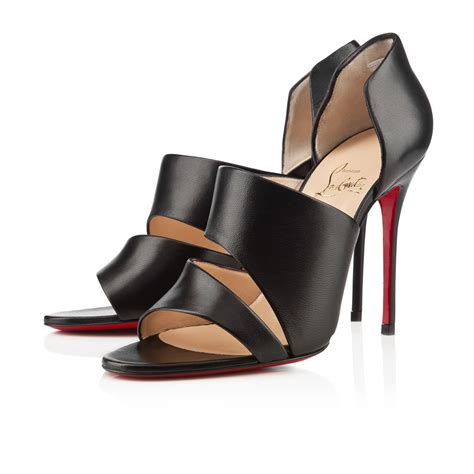 high heels on sale cheap 2018 christian louboutin bottom martissimo 10cm high