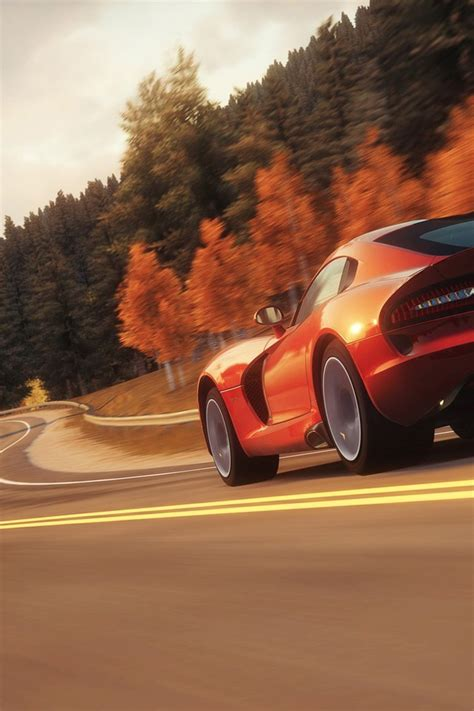 dodge viper srt  forza horizon  wallpaper