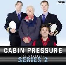 Cabin Pressure Cast List by Cabin Pressure Books Comics Magazines Ebay