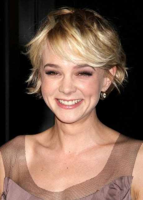 this is a great cut not too short and lots of volume great short hair cuts