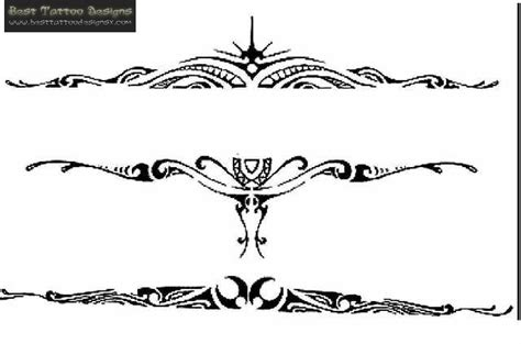 tribal arm band tattoo armband tattoos and designs page 50