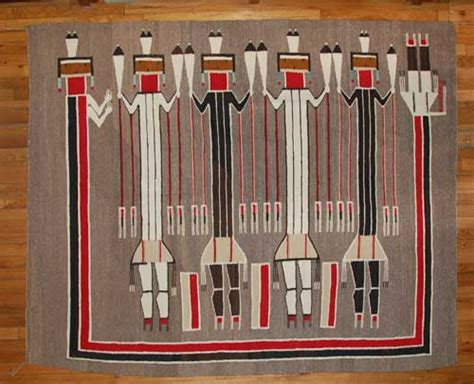 navajo yei rug value other southwest collectibles navajo textiles blankets din 233 navajo nation general