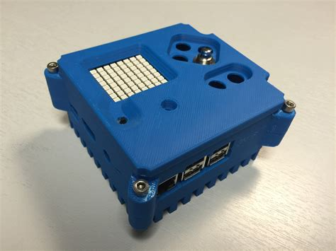 Casing Custom 3d Kode A01 3d print the astro pi flight astro pi