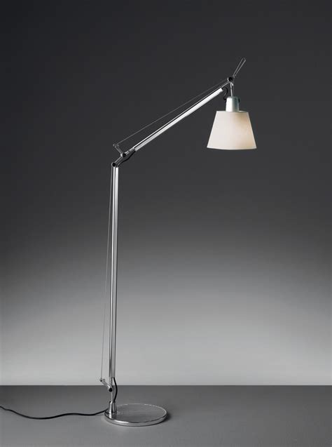 tolomeo reading floor l artemide tolomeo reading with shade floor l gr shop