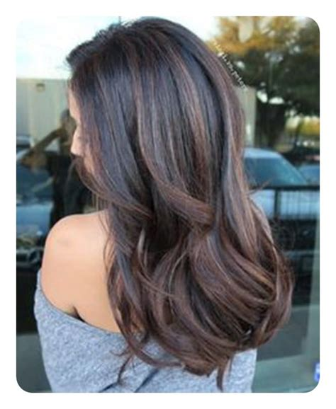 highlight colors for black hair 90 highlights for black hair that looks on anyone