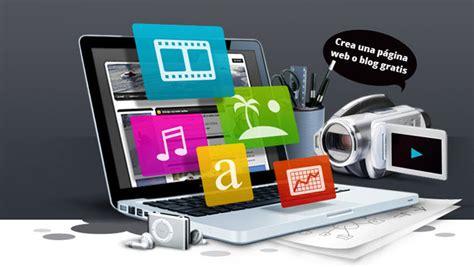 imagenes de web 2 o 16 plataformas para crear una p 225 gina web o un blog gratis