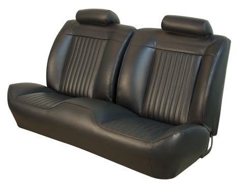 sports bench seats 1971 1972 chevelle el camino tmi sport front bench seat