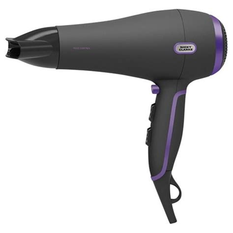 Hair Dryer And Straightener Set Tesco buy nicky clarke frizz hair dryer from our hair dryers range tesco