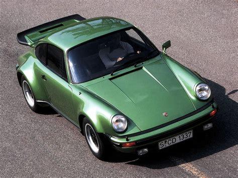 porsche 911 turbo 90s porsche 930 turbo 1975 to 1989