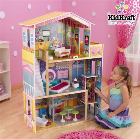 dollhouse elevator doll house with elevator