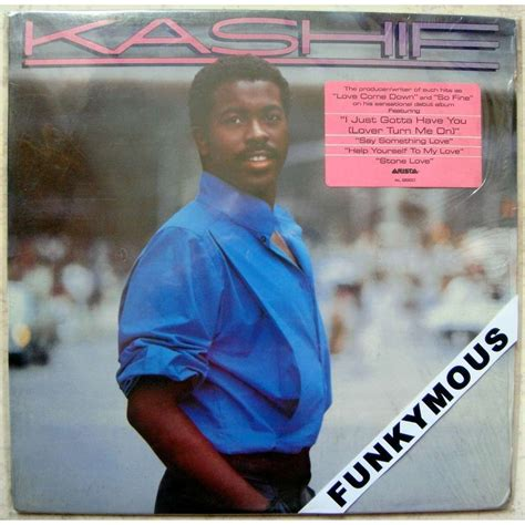 kashif album kashif by kashif lp with funkymous ref 115681568