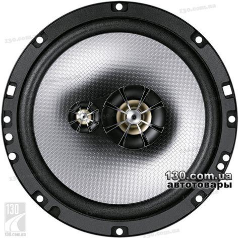 Speaker Subwoofer Blaupunkt blaupunkt gtx 663 sc silver cone car speaker