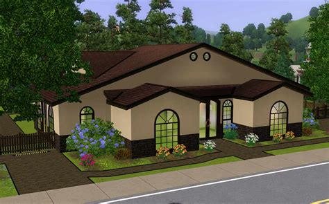 Sims 3 Simple House Plans Image Sims 3 House Plans All About House Design Sims 3 House Plans