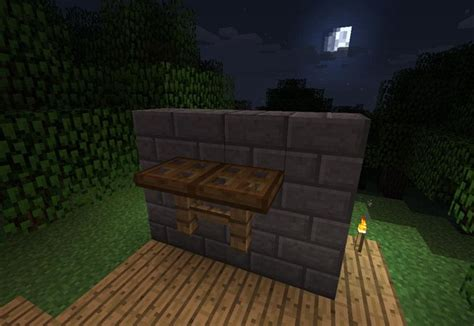 make a couch in minecraft how to make furniture in minecraft minecraft blog