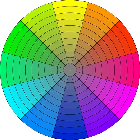 chroma color chroma wheel for gamut mapping by fengl0ng on deviantart