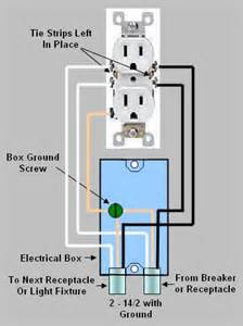 installing replacing an electrical receptacle part 1