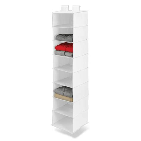 honey can do 8 shelf hanging organizer only 11 99