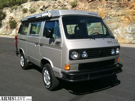 bob baker vw armslist for sale trade 1990 vw syncro 4wd