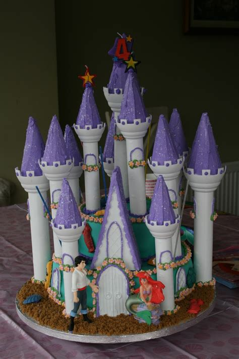 mermaid birthday cake cakecentralcom