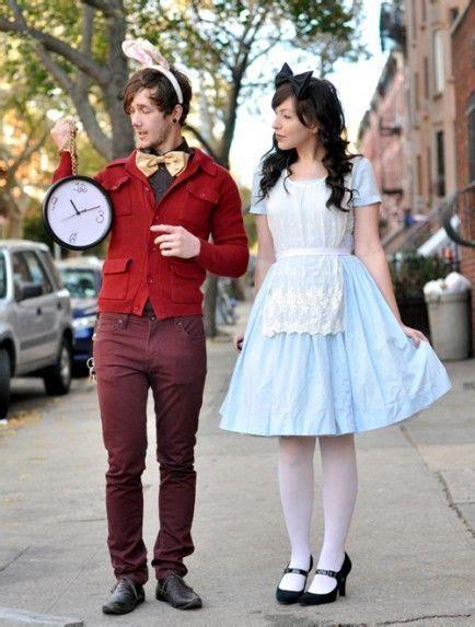 disfraces de halloween  enamorados