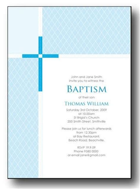free baptism templates for printable invitations pin by crossley on more invitations designs n stuff