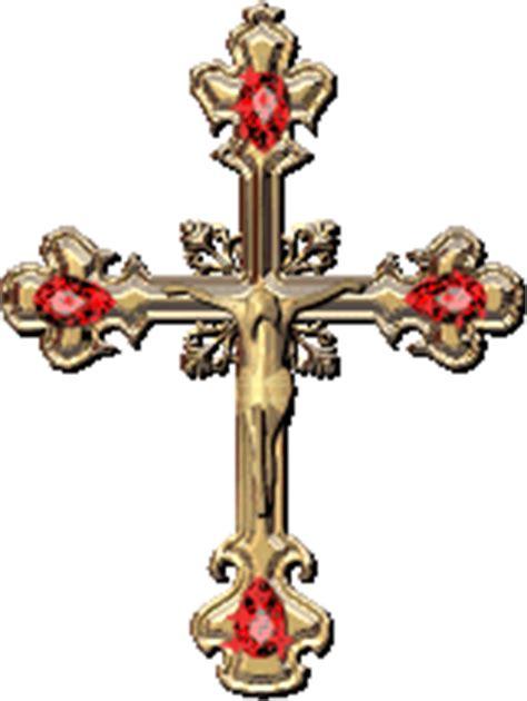imagenes religiosas catolicas animadas blood ruby cross animated gif 8477 animate it