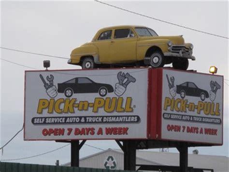 Auto Mit N by N Pull Calgary Alberta Automobile Salvage Yards