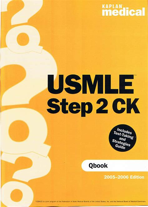 aid for the usmle step 1 2018 28th edition books usmle step 2 ck qbook 2005 2006 edition pdf