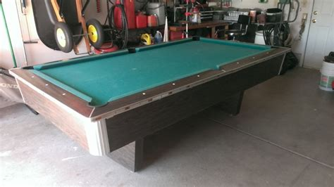 all tech industries pool table pool table 1 slate nex tech classifieds